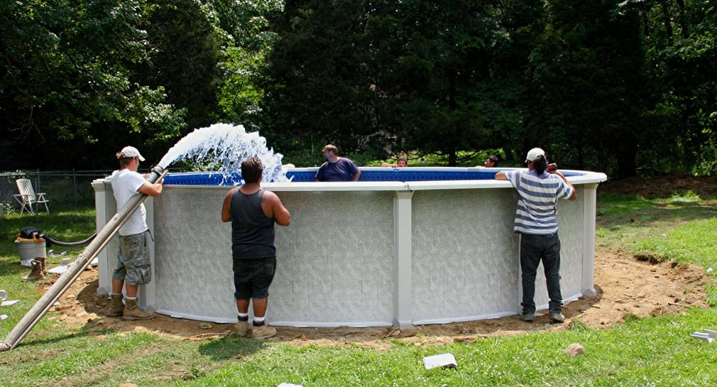 Pool contractors hudson valley pool construction installation ny for Hudson swimming pool timetable